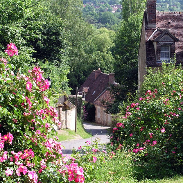 Village de Condeau - Hameau de Villeray © Tourisme 61