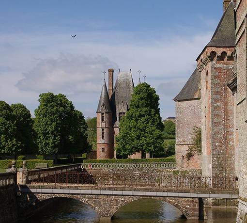 Château de Carrouges © Tourisme 61