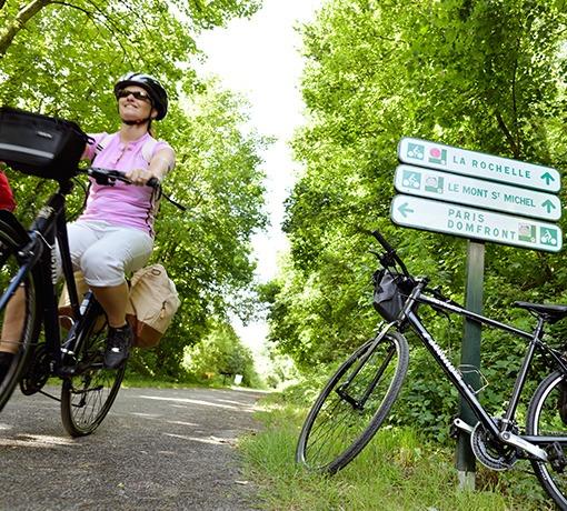 Vélo Francette © P. Beltrami