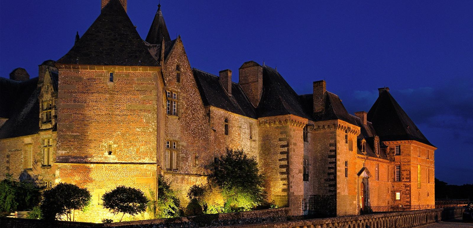 Château de Carrouges © D. Butaeye
