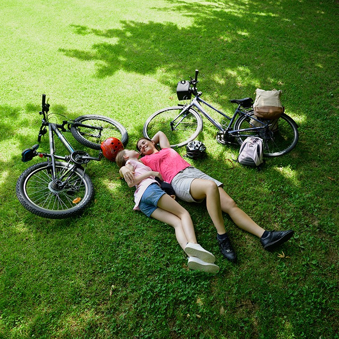 Vélo francette © Beltrami