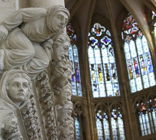 Cathédrale de Sées © JE Rubio