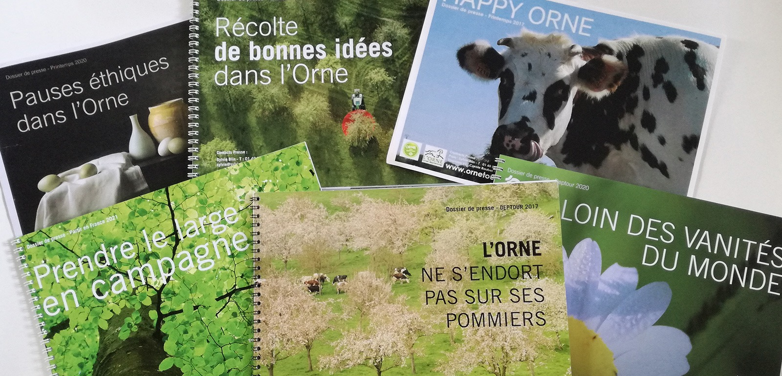 Espace presse Orne Tourisme