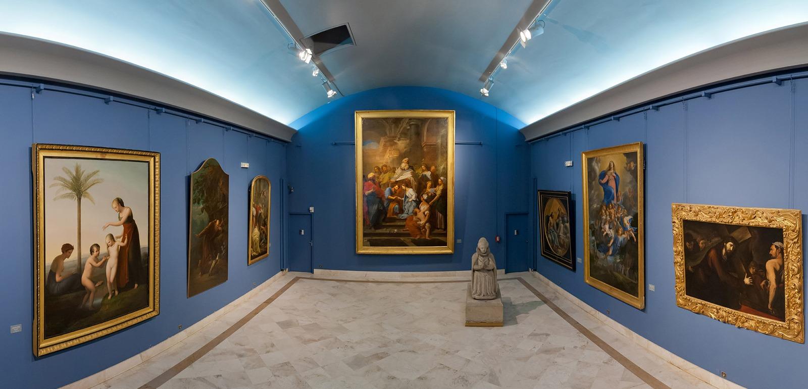 Musée des Beaux Arts Alençon © Olivier-Heron-Ville-Alencon