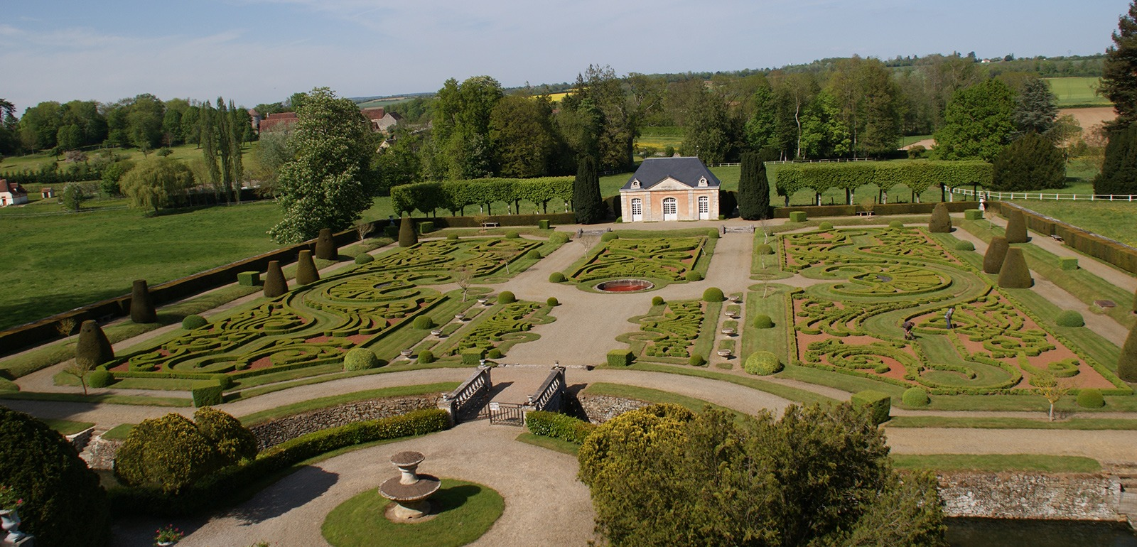 Château de sassy © Tourisme 61