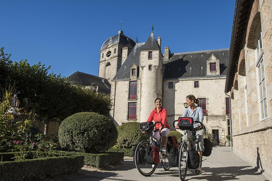 Vélobuissonnière © D. Darrault