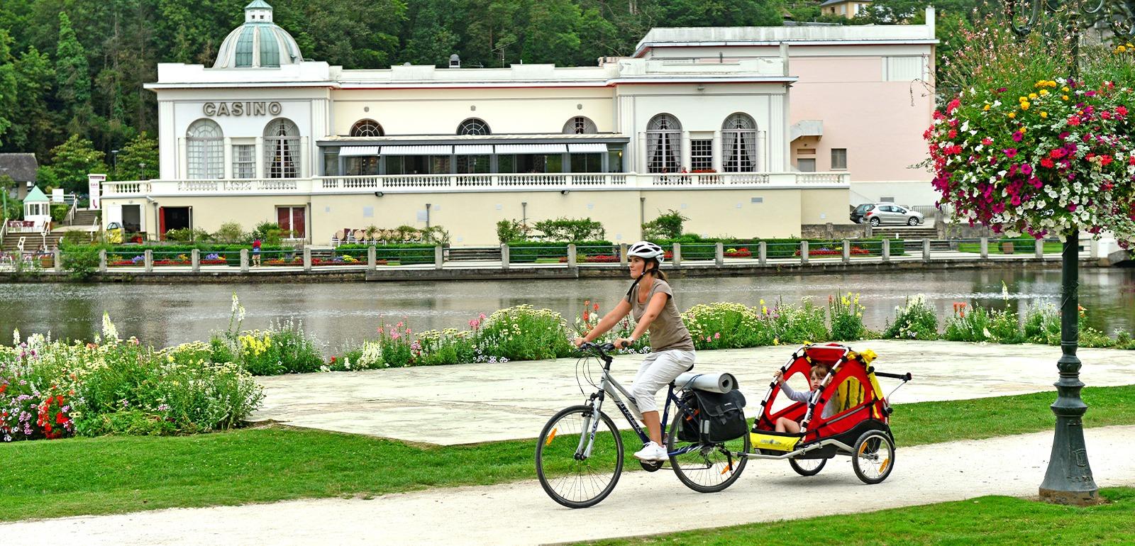 Véloscénie © J. Damase