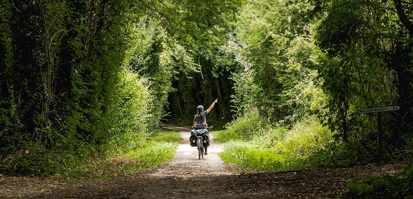©Un Monde à Vélo - La Véloscénie
