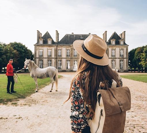 Visiter le Haras national du Pin © Max Coquard - Bestjobers